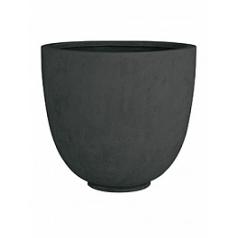 Кашпо Fleur Ami Ego giant anthracite, цвет антрацит  Диаметр — 80 см