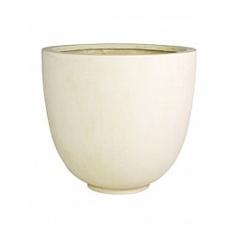 Кашпо Fleur Ami Ego giant cream, кремового цвета  Диаметр — 80 см