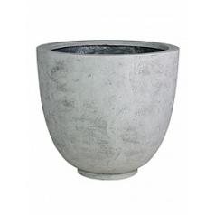 Кашпо Fleur Ami Ego giant grey, серого цвета  Диаметр — 70 см