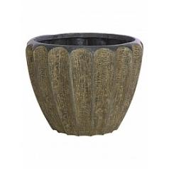 Кашпо Fleur Ami Firewood brown, коричнево-бурого цвета  Диаметр — 62 см
