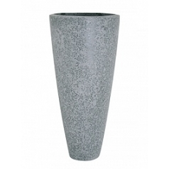 Кашпо Fleur Ami Glitter grey, серого цвета  Диаметр — 46 см