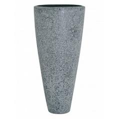 Кашпо Fleur Ami Glitter grey, серого цвета  Диаметр — 39 см