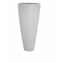 Кашпо Fleur Ami Glitter white, белого цвета  Диаметр — 39 см