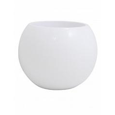 Кашпо Fleur Ami Globe white, белого цвета  Диаметр — 60 см