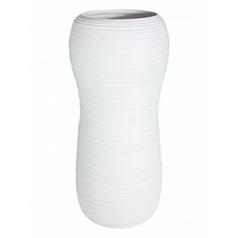 Кашпо Fleur Ami Harmony white, белого цвета  Диаметр — 45 см