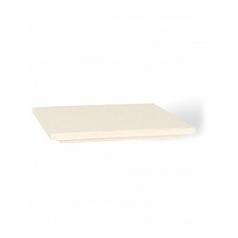 Кашпо Fleur Ami Inspiration cover for style cream, кремового цвета Длина — 33 см