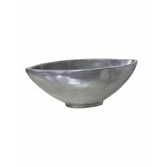 Кашпо Fleur Ami Loft bowl aluminium Длина — 24 см Диаметр — 51 см