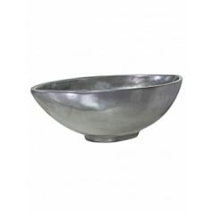 Кашпо Fleur Ami Loft bowl aluminium Длина — 36 см Диаметр — 69 см