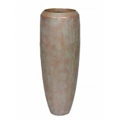 Кашпо Fleur Ami Loft verdigris bronze, бронзового цвета  Диаметр — 30 см