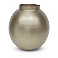 Кашпо Fleur Ami Madame vase champagne gold, под цвет золота burnished  Диаметр — 58 см