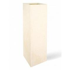 Кашпо Fleur Ami Style cream, кремового цвета Длина — 33 см