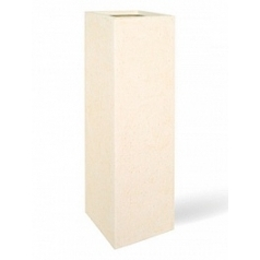 Кашпо Fleur Ami Style cream, кремового цвета Длина — 40 см