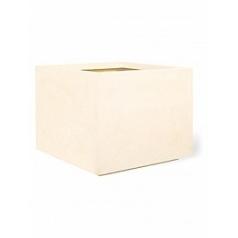 Кашпо Fleur Ami Style top vase cream, кремового цвета Длина — 40 см
