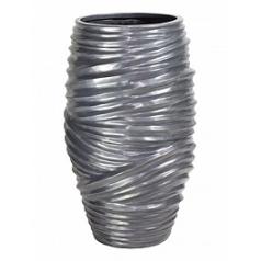 Кашпо Fleur Ami Toga aluminium  Диаметр — 42 см