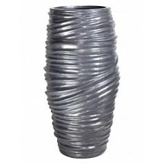 Кашпо Fleur Ami Toga aluminium  Диаметр — 52 см