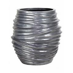 Кашпо Fleur Ami Toga aluminium  Диаметр — 46 см