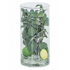 Композиция из искусственных растений int lemon ice  Диаметр — 15 см