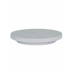 Крышка Fleur Ami Lid f wall grey, серого цвета  Диаметр — 20 см