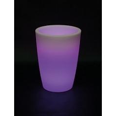 Светящееся Кашпо Fleur Ami Lumenio led planter  Диаметр — 40 см Высота — 53 см