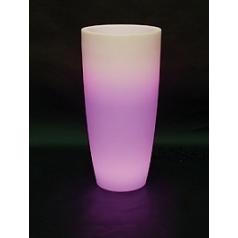 Светящееся Кашпо Fleur Ami Lumenio led planter  Диаметр — 43 см Высота — 90 см