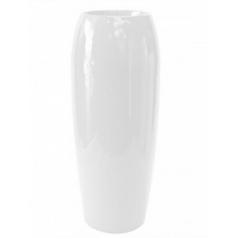 Кашпо Livingreen yang glossy ral 9010  Диаметр — 42 см
