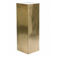 Пьедестал Plants First Choice Deco column bronce Длина — 33 см