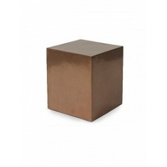 Пьедестал Plants First Choice Deco column bronze, бронзового цвета square Длина — 37 см