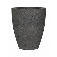 Кашпо Pottery Pots Eco-line ben l, laterite grey, серого цвета  Диаметр — 47 см