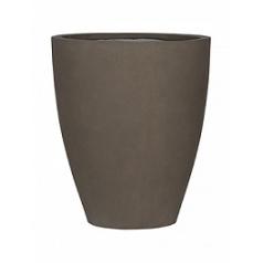 Кашпо Pottery Pots Eco-line ben l, sand cement  Диаметр — 47 см