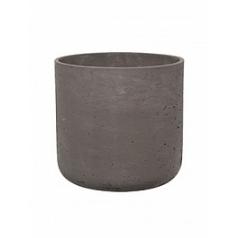 Кашпо Pottery Pots Eco-line charlie M размер chcolate  Диаметр — 18 см