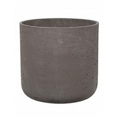Кашпо Pottery Pots Eco-line charlie XXL размер chocalate  Диаметр — 44 см