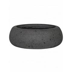 Кашпо Pottery Pots Eco-line eileen XXL размер laterite grey, серого цвета  Диаметр — 53 см
