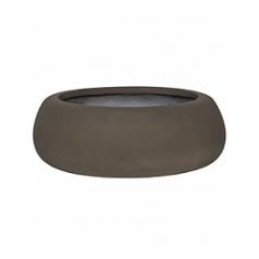 Кашпо Pottery Pots Eco-line eileen xxl, sand cement  Диаметр — 53 см