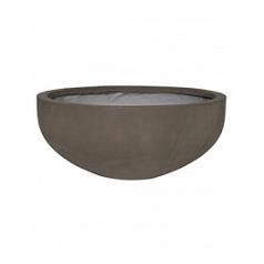 Кашпо Pottery Pots Eco-line morgan m, sand cement  Диаметр — 54 см