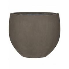 Кашпо Pottery Pots Eco-line orb l, sand cement  Диаметр — 53 см