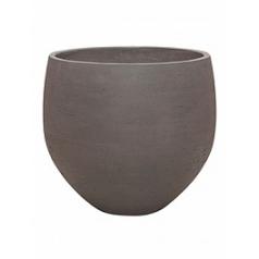Кашпо Pottery Pots Eco-line orb XXL размер chocolate  Диаметр — 48 см