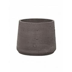 Кашпо Pottery Pots Eco-line patt S размер chocolate  Диаметр — 135 см