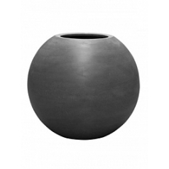 Кашпо Pottery Pots Fiberstone beth grey, серого цвета  Диаметр — 77 см