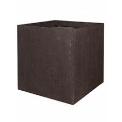 Кашпо Pottery Pots Fiberstone earth jumbo l, sundried brown, коричнево-бурого цвета Длина — 90 см
