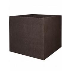 Кашпо Pottery Pots Fiberstone earth jumbo xl, sundried brown, коричнево-бурого цвета Длина — 110 см
