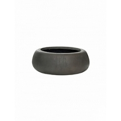 Кашпо Pottery Pots Fiberstone eileen XL размер antique grey, серого цвета  Диаметр — 36 см