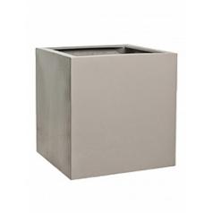 Кашпо Pottery Pots Fiberstone glossy sand block L размер Длина — 50 см