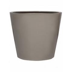 Кашпо Pottery Pots Fiberstone glossy sand bucket L размер  Диаметр — 68 см