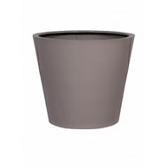 Кашпо Pottery Pots Fiberstone glossy sand bucket M размер  Диаметр — 58 см
