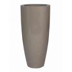Кашпо Pottery Pots Fiberstone glossy sand dax XL размер  Диаметр — 47 см