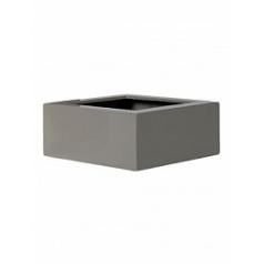Кашпо Pottery Pots Fiberstone glossy sand low block Длина — 45 см