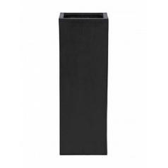 Кашпо Pottery Pots Fiberstone yang black, чёрного цвета Длина — 35 см