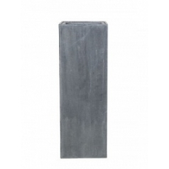 Кашпо Pottery Pots Fiberstone yang grey, серого цвета Длина — 35 см