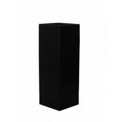 Кашпо Pottery Pots Fiberstone ying black, чёрного цвета Длина — 40 см