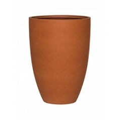 Кашпо Pottery Pots Refined ben L размер canyon orange  Диаметр — 40 см